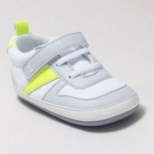 NWT Stride Rite Baby Boys' Jack Sneaker Mini Shoes